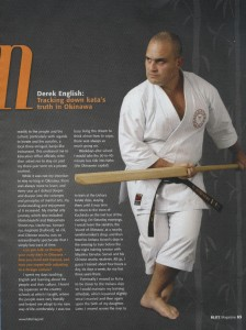 Read more about the article An Interview with Derek English