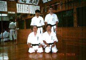 Read more about the article No, I'm not practicing a martial art!