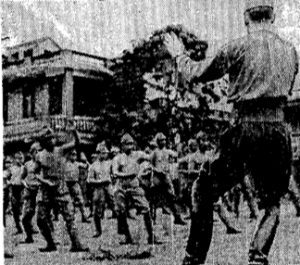 Read more about the article A Single Attack – Karate-do in WWII