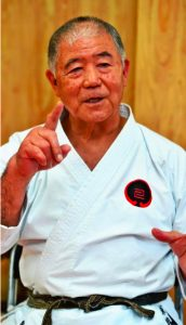 Read more about the article Higaonna Morio – Dojo Visit 4