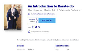 Read more about the article Introduction to Karate-do